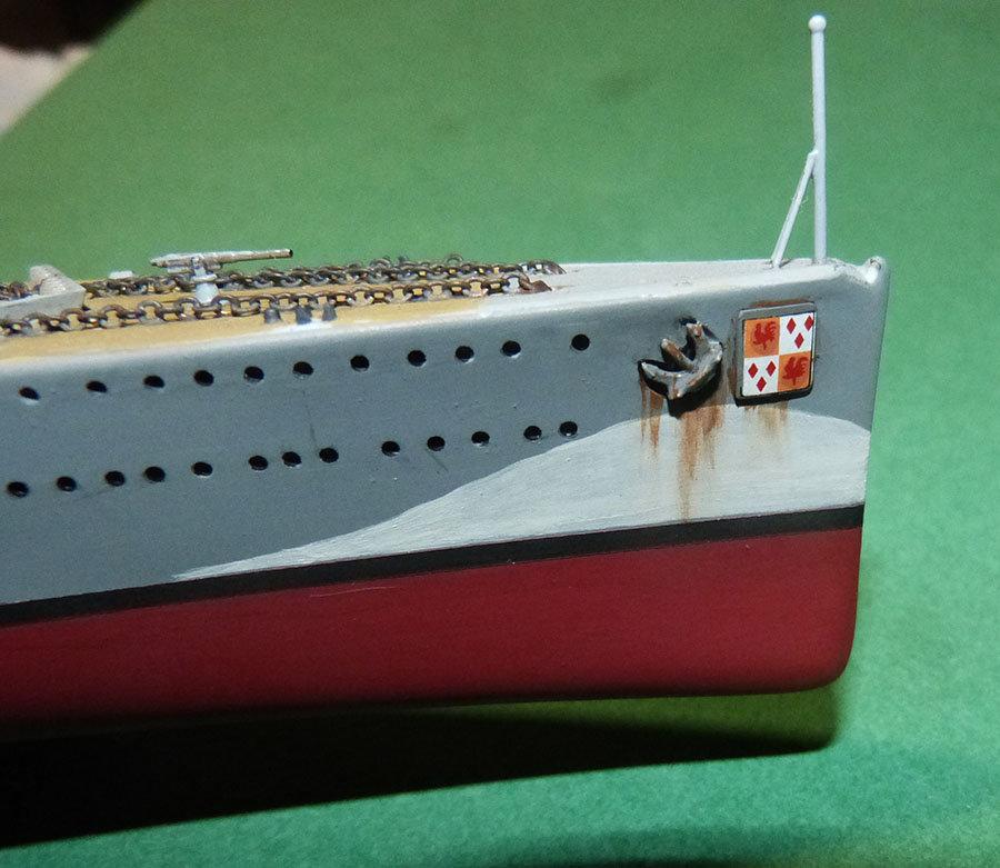 Croiseur lourd ADMIRAL GRAF SPEE Rio de La Plata 1939... Réf 81046 - Page 2 201201105858334951