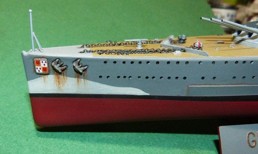 Croiseur lourd ADMIRAL GRAF SPEE Rio de La Plata 1939... Réf 81046 - Page 2 201201105858591842