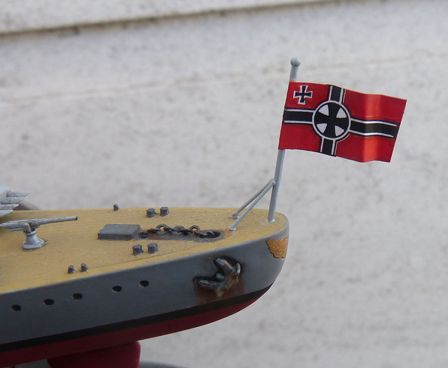 Croiseur lourd ADMIRAL GRAF SPEE Rio de La Plata 1939... Réf 81046 - Page 2 201201105859102270