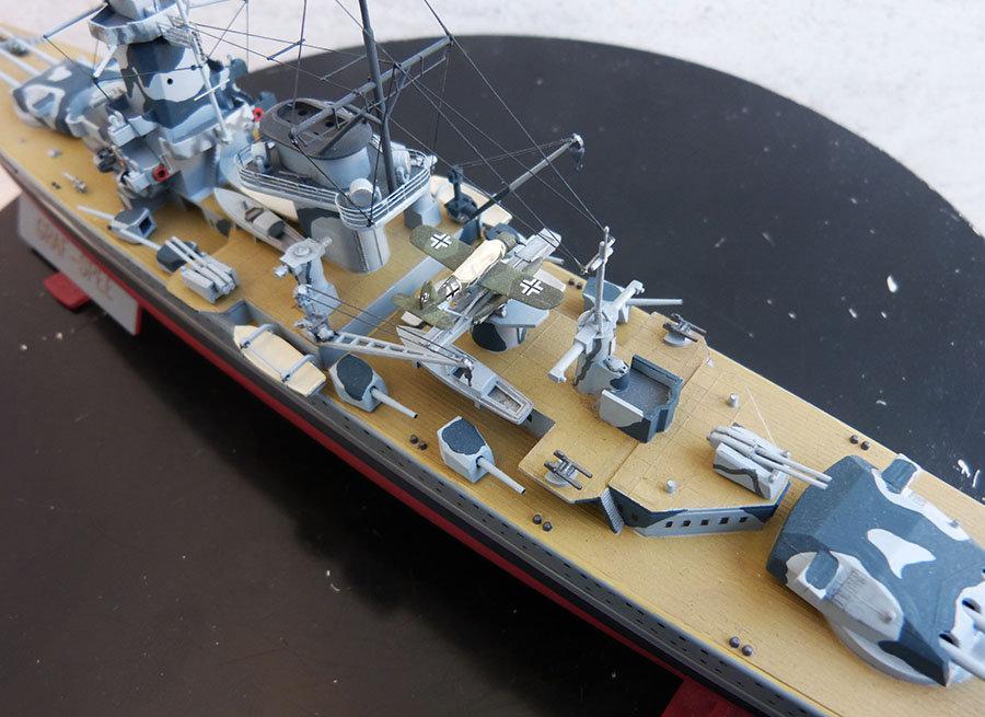 Croiseur lourd ADMIRAL GRAF SPEE Rio de La Plata 1939... Réf 81046 - Page 2 201201114650860129