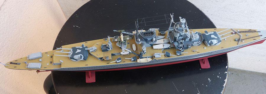 Croiseur lourd ADMIRAL GRAF SPEE Rio de La Plata 1939... Réf 81046 - Page 2 201201114651879396