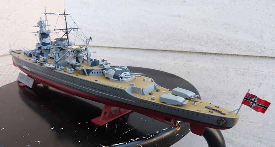 Croiseur lourd ADMIRAL GRAF SPEE Rio de La Plata 1939... Réf 81046 - Page 2 201201114652902809