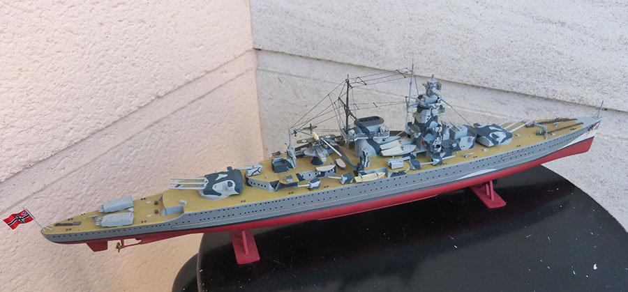 Croiseur lourd ADMIRAL GRAF SPEE Rio de La Plata 1939... Réf 81046 - Page 2 201201114654374248