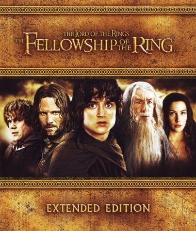 The Lord of the Rings: The Fellowship of the Ring (2001) poster image