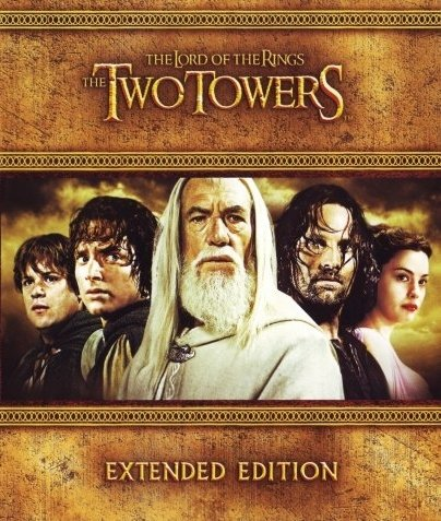 The Lord of the Rings: The Two Towers (2002) poster image