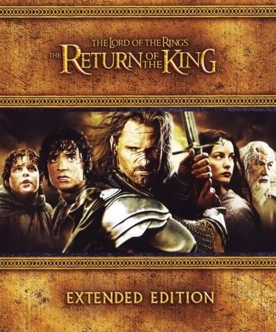 The Lord of the Rings: The Return of the King (2003) poster image
