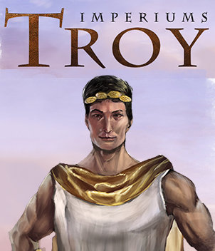 Poster for Imperiums Greek Wars Troy