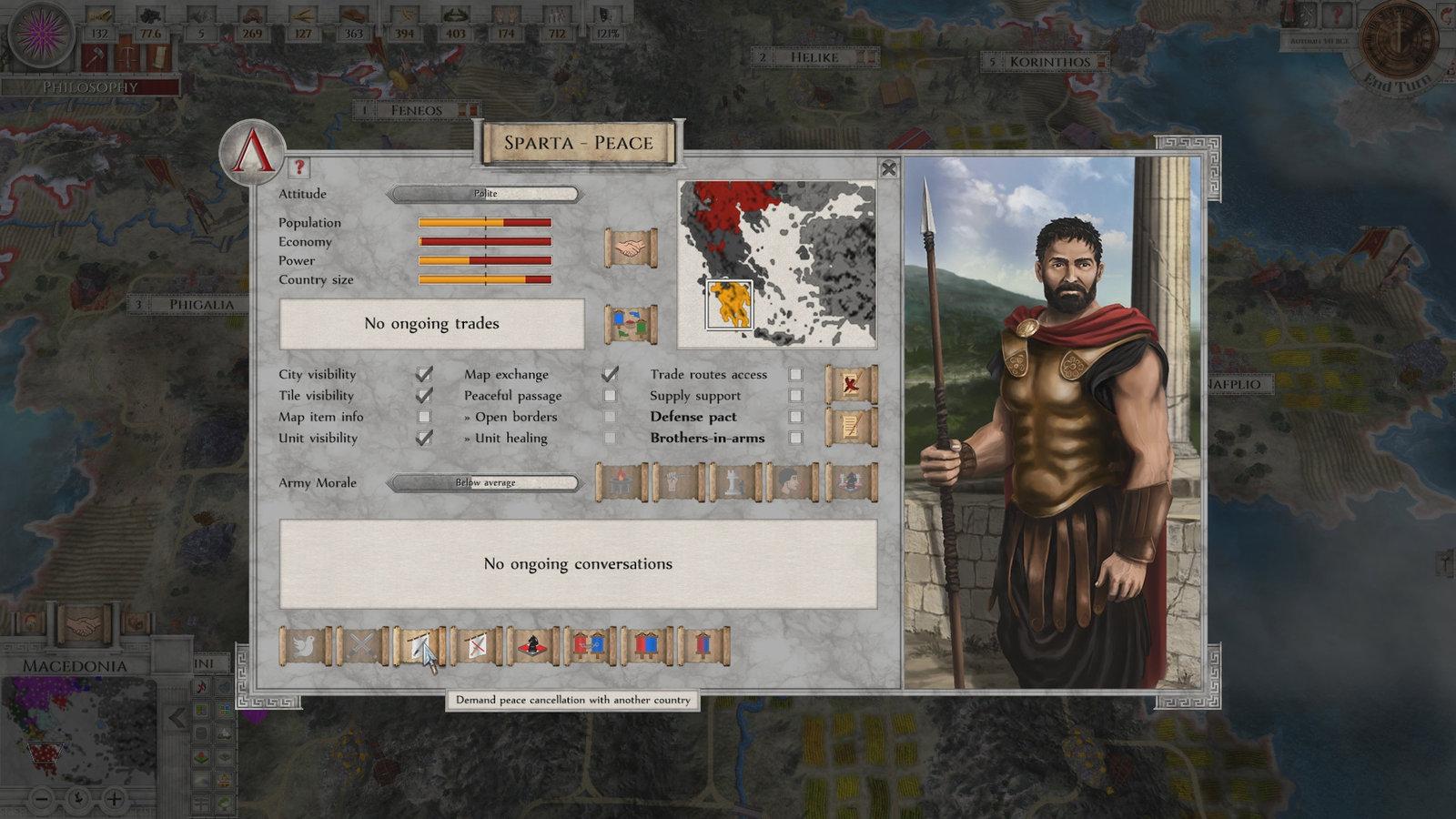 Imperiums Greek Wars Troy image 1