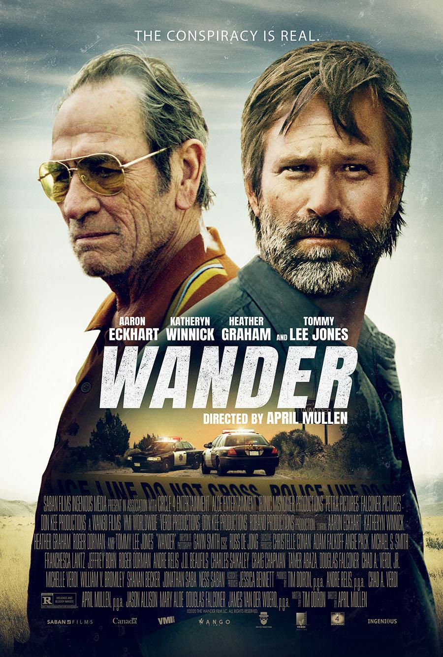 Wander (2020) poster image