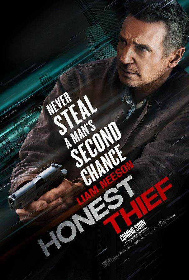 Honest Thief poster image