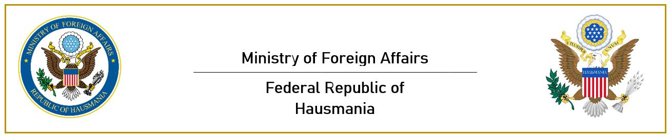 Ministère des affaires étrangères hausmaniens