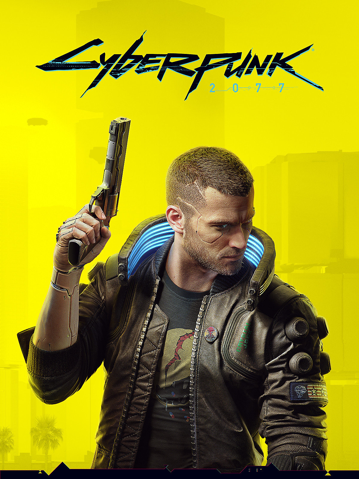 Poster for Cyberpunk 2077