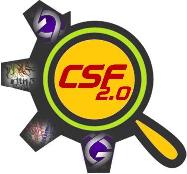 Logo CSF 2.0 (big) (Personnalisé)