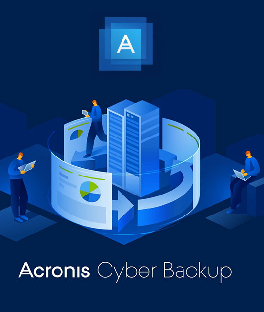 Poster for Acronis Cyber Backup