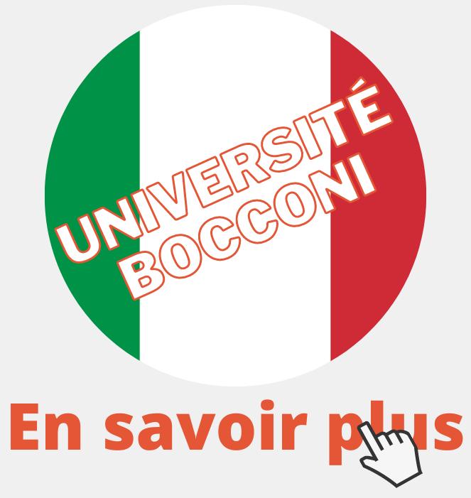 Préparation à l'intégration de l'Université Bocconi - Paris, Lyon, Bordeaux, Toulouse, Lille, Marseille