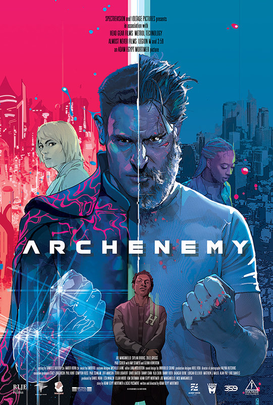 Archenemy (2020) poster image
