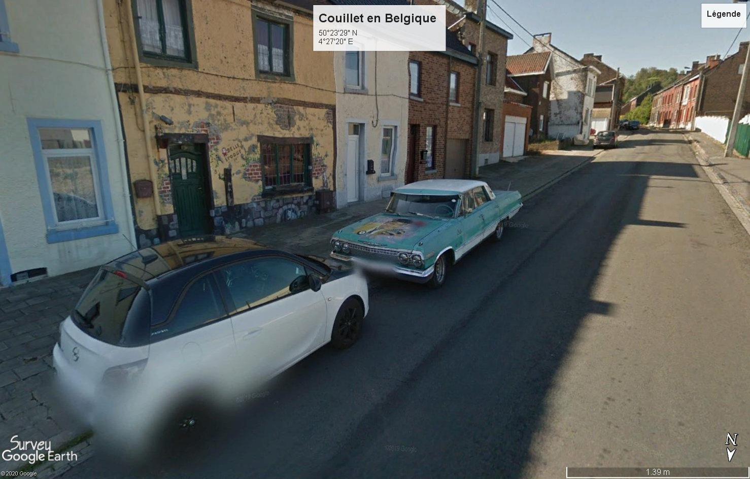 STREET VIEW : les voitures anciennes 201214020625485061