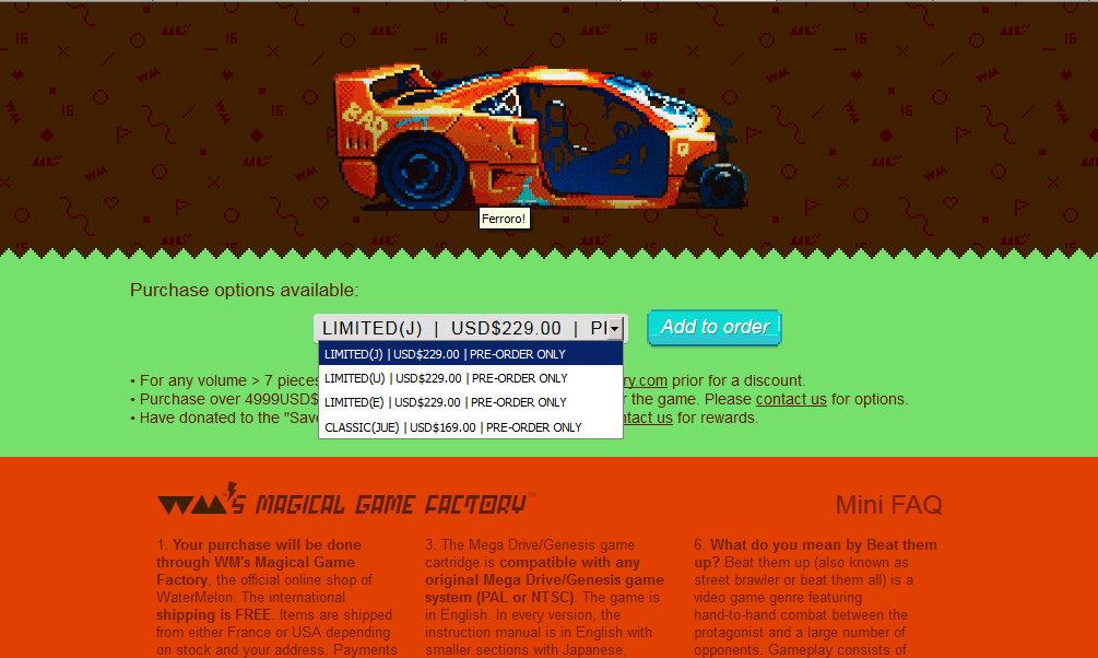 topic officiel Project Y - Paprium - Page 4 201214065856581776