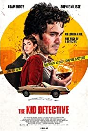 The Kid Detective poster image
