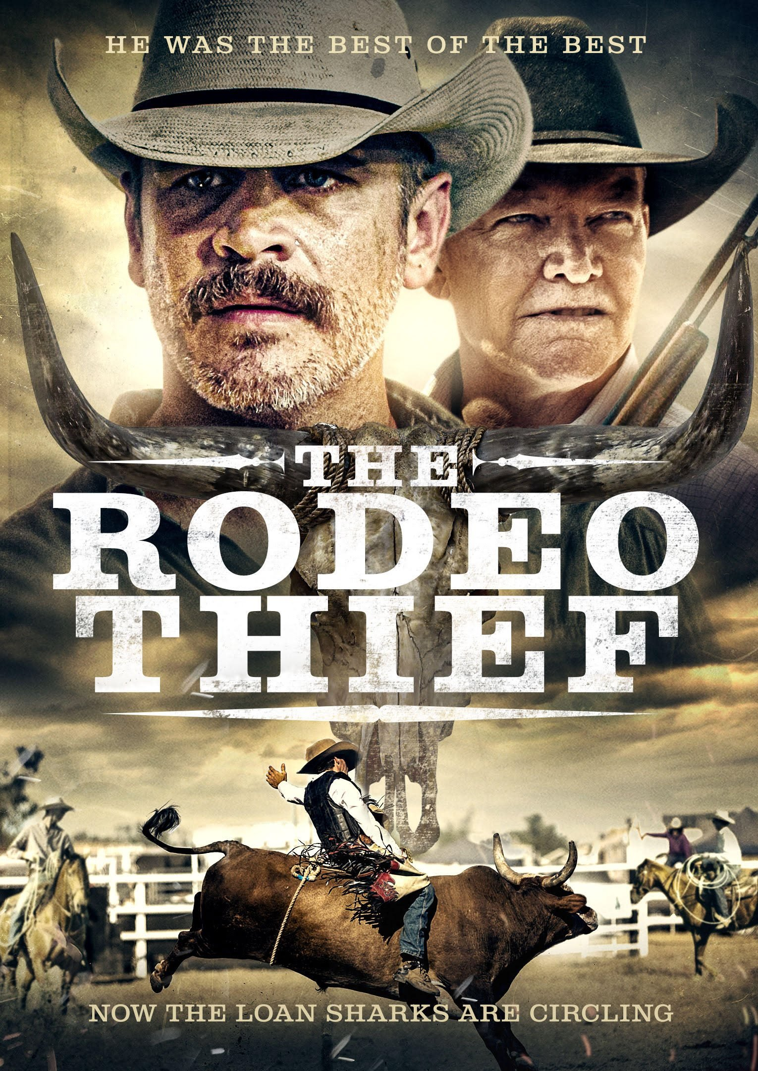 The Rodeo Thief poster image