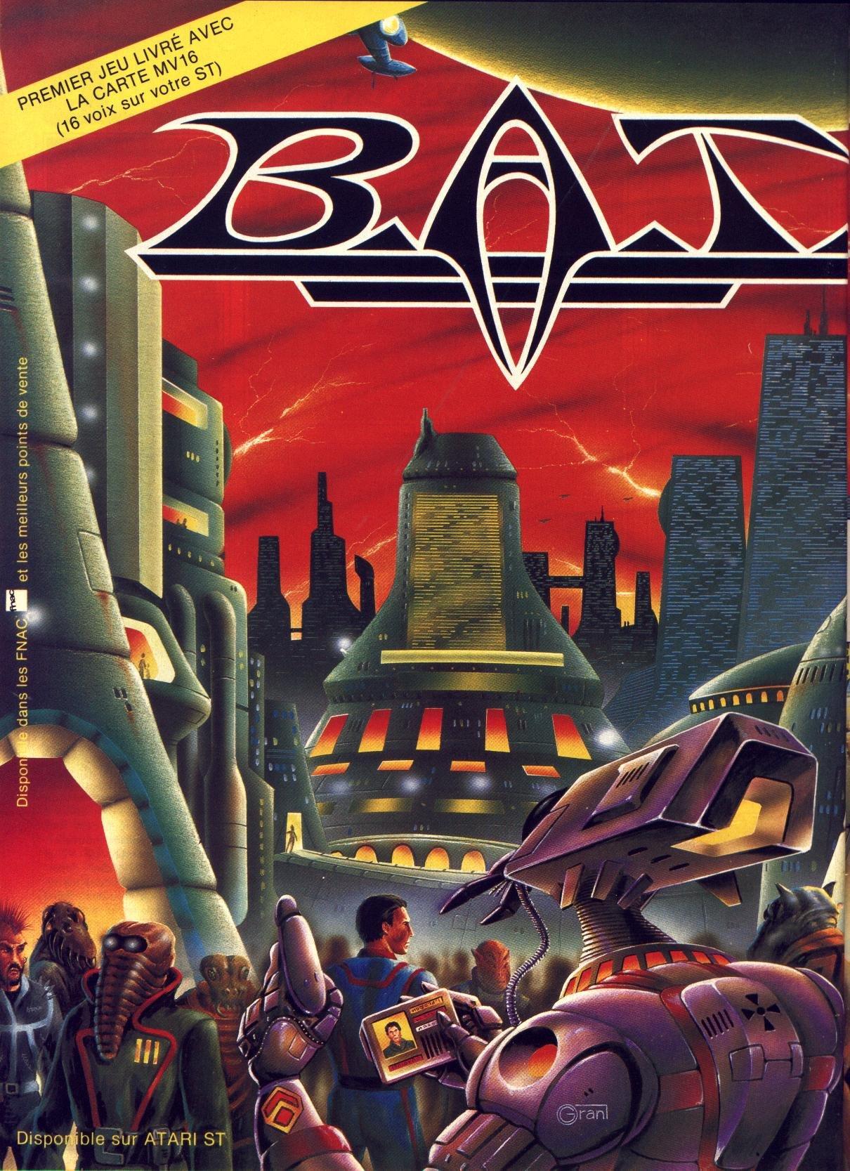 [TEST] B.A.T. - Atari ST 201215090800950353
