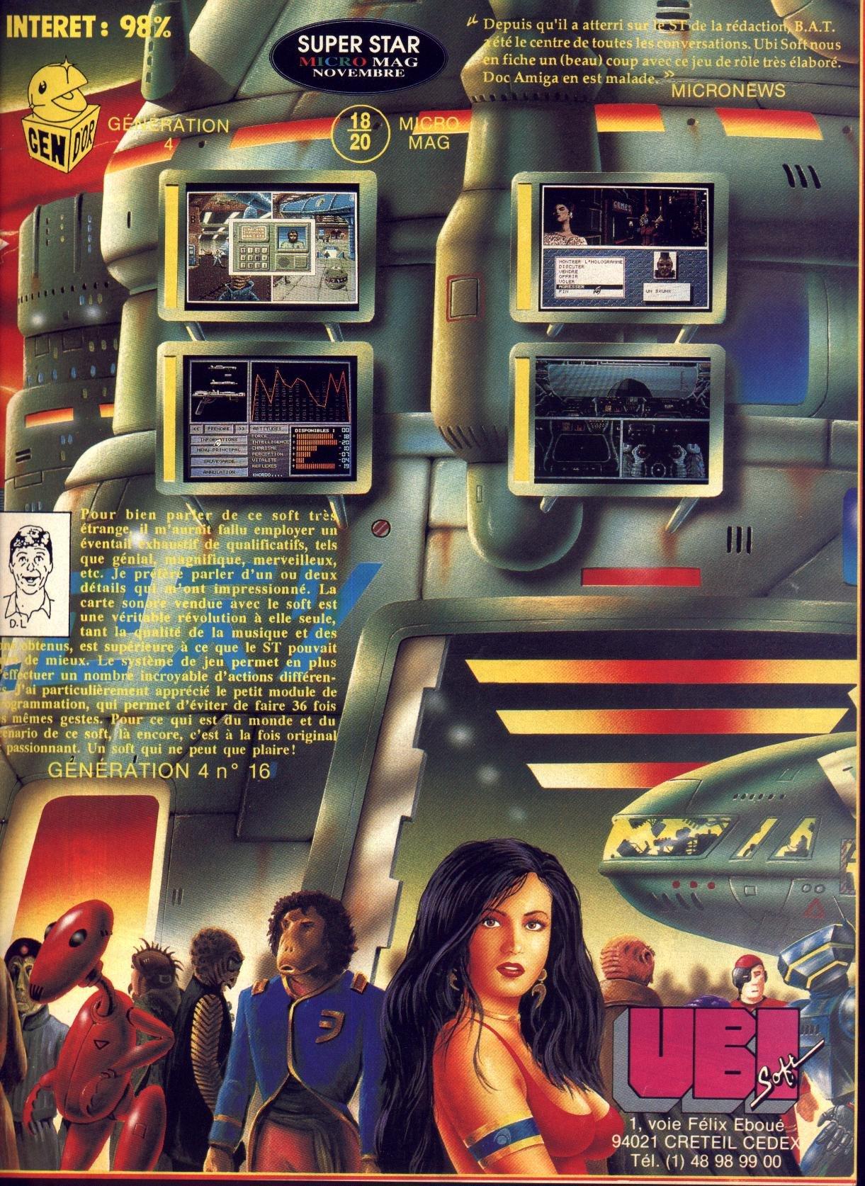 [TEST] B.A.T. - Atari ST 201215090805880816
