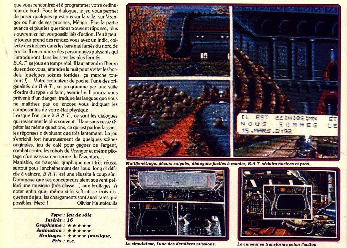 [TEST] B.A.T. - Atari ST 201215090814850881