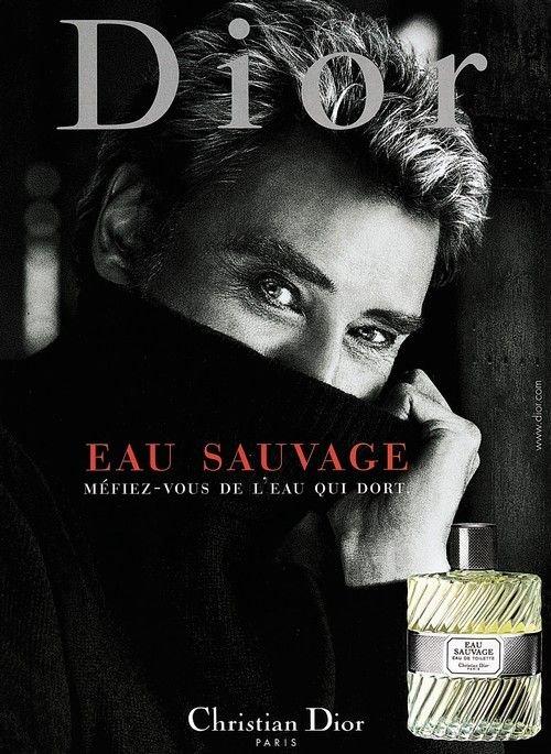 Johnny se met au parfum. 201215110653156200