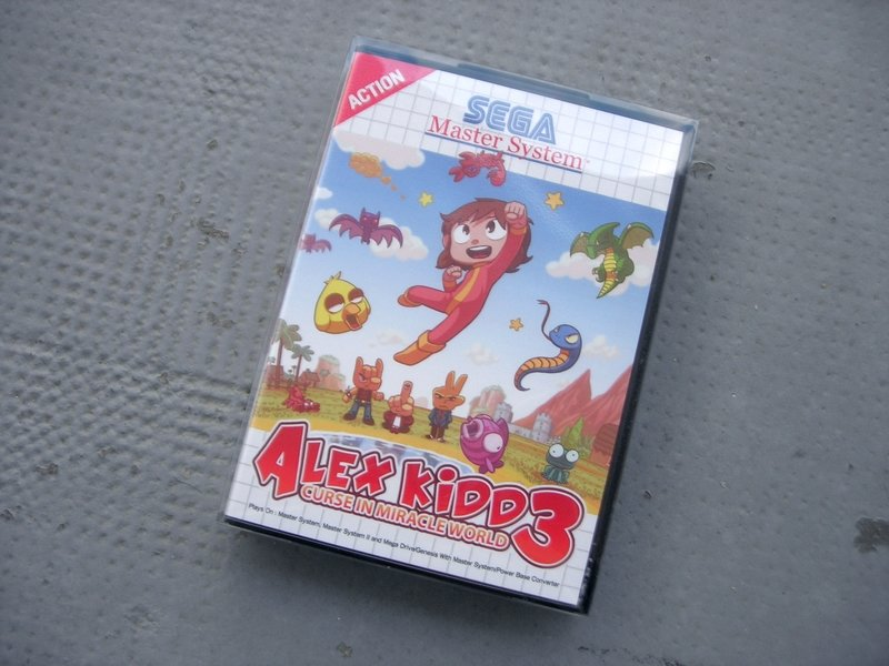 Alex Kidd 2: Curse in Miracle World - Page 34 201217025702187557