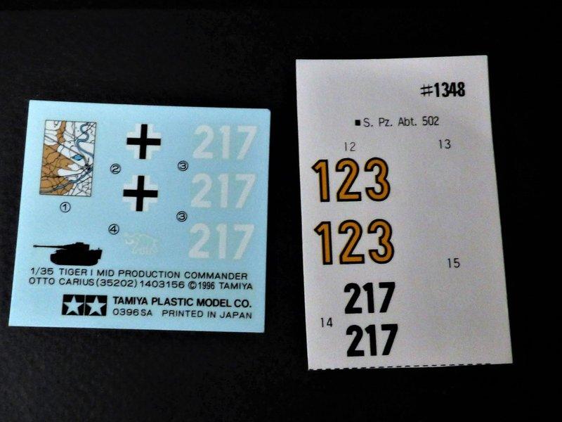 """"""" Quoi de neuf à l'Est """"   Tigre 1 """" mid production """"  TAMIYA 1/35 ème 201217085558621232"""