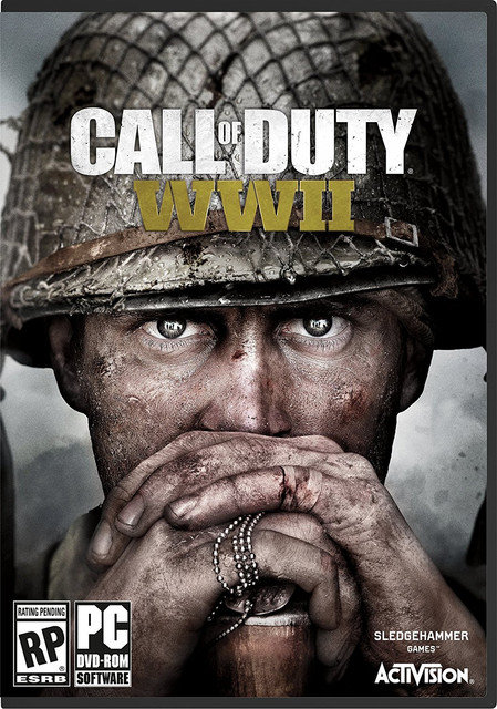 Poster for Call of Duty: WWII