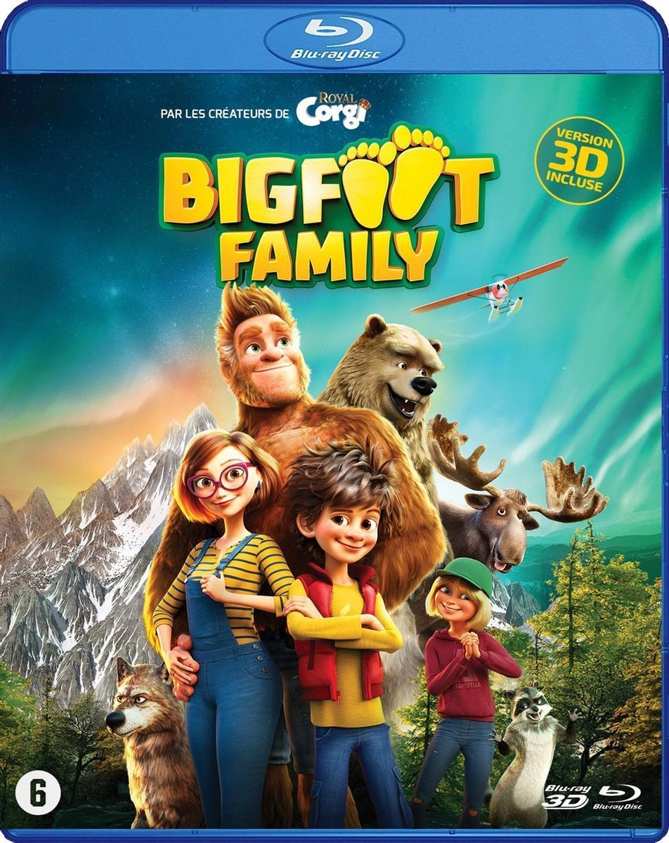 Bigfoot Family (2020) poster image