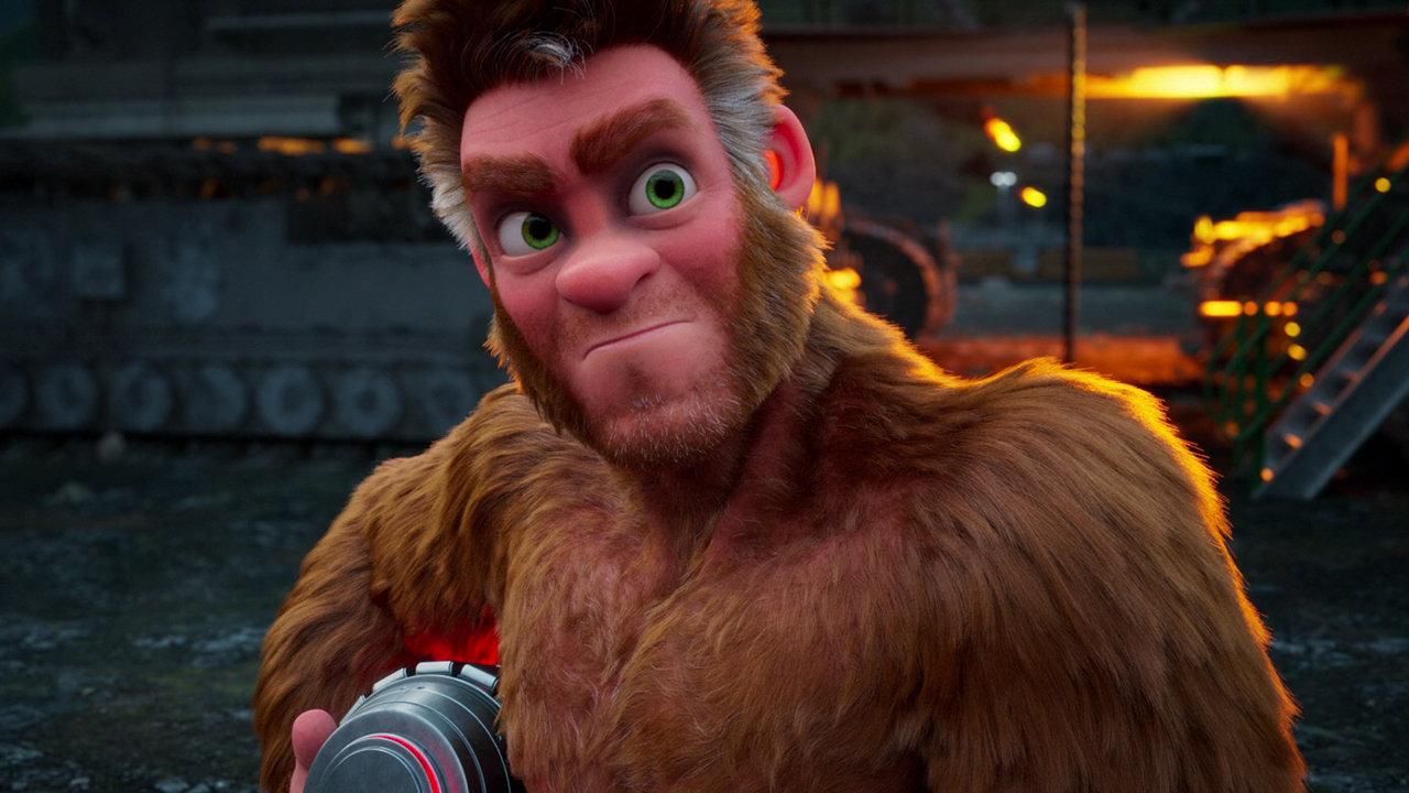 Bigfoot Family (2020) image