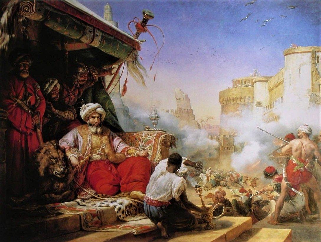 Les Mamelouks  dans Histoire 201218081836936648