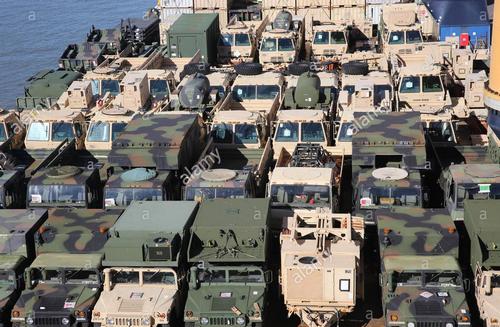 Armements exportés et réglementés?