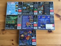 [VDS/ECH] lot jeux GB et boitiers GB + lot jeux PS1 + boites consoles PS4  + super SF2 complet FAH  Mini_201220080557860852