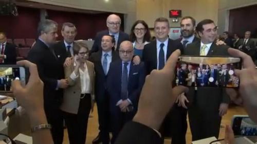 Députés du Confederal Group for the Working Class au parlement fédéral