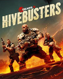 Poster for Gears 5 - Hivebusters