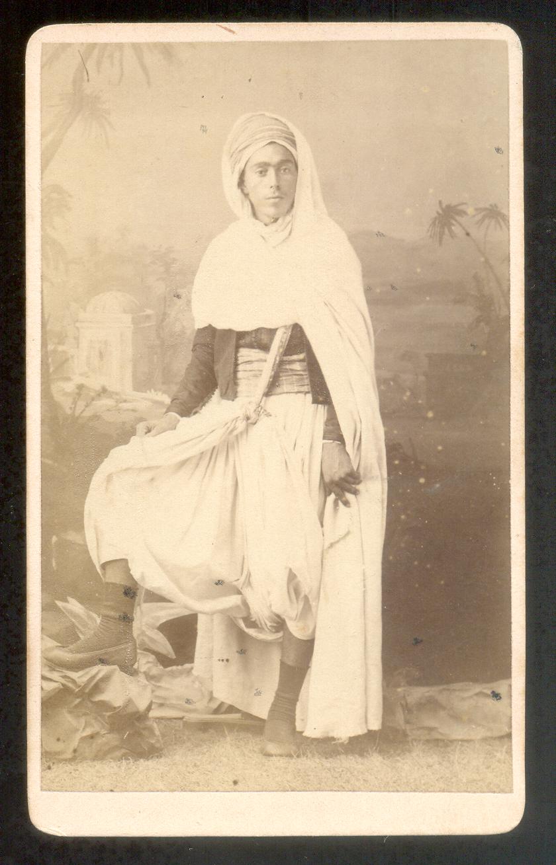 Le Caïdat en Algérie au XIXe siècle - 1ère partie - dans Attributs d'Algérienneté 20122307464537419