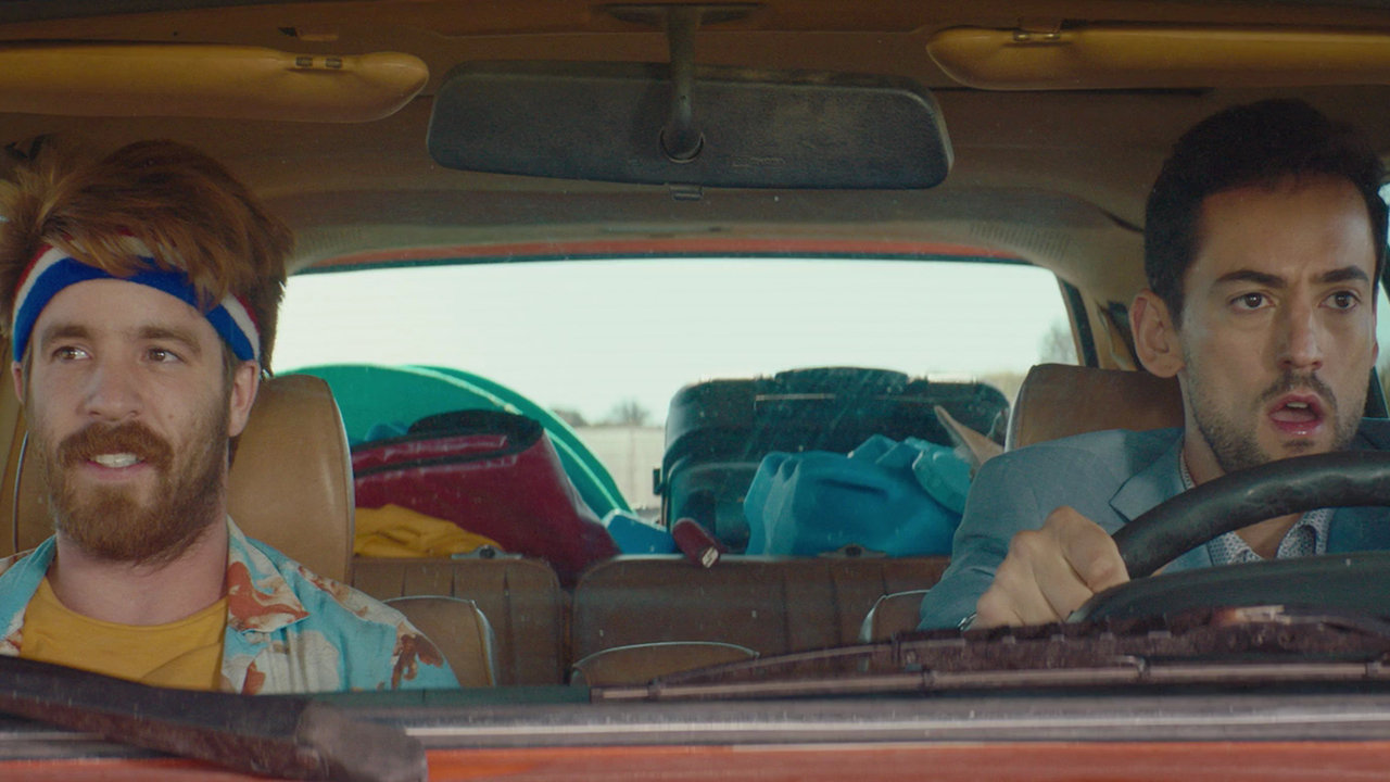 Half Brothers (2020) image