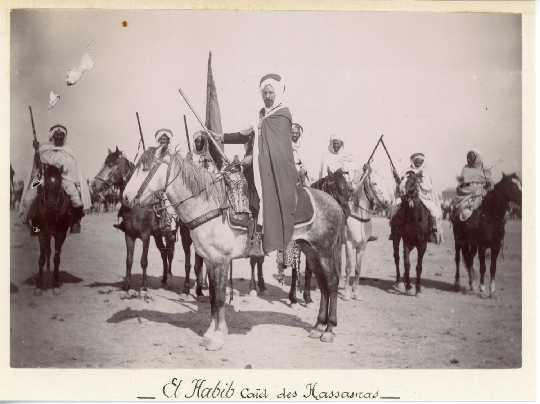 Le caïdat en Algérie au XIXe siècle - 3ème partie -  dans Attributs d'Algérienneté 201223082848189317