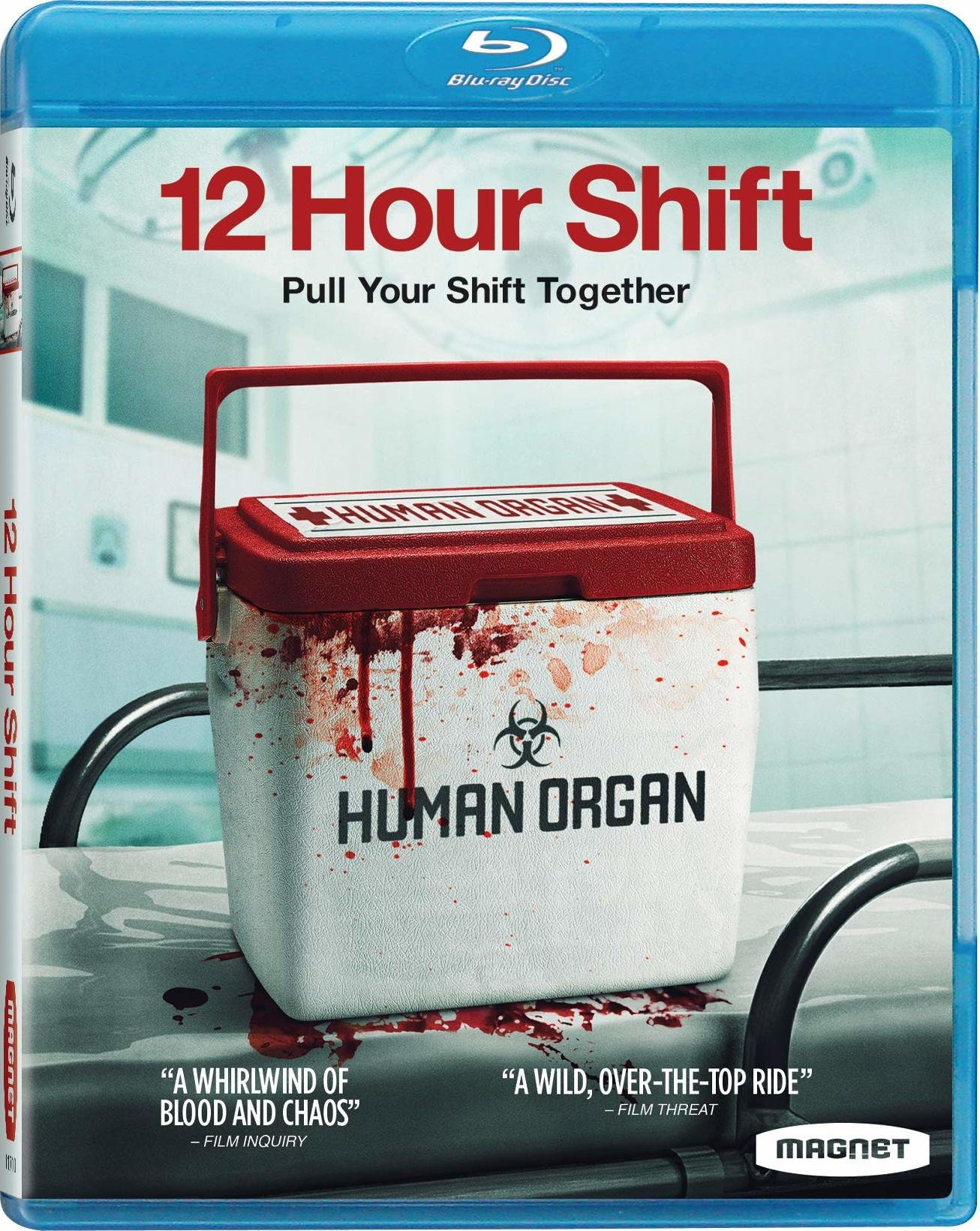 12 Hour Shift (2020) poster image