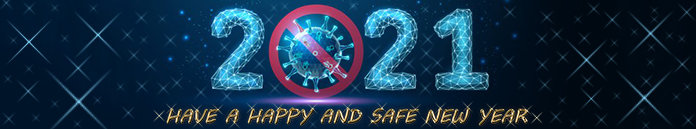 Poster for Have A Happy And Safe New Year 2021