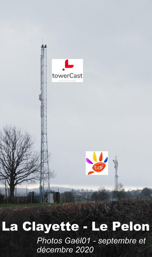 Vue d'ensemble TDF - Towercast