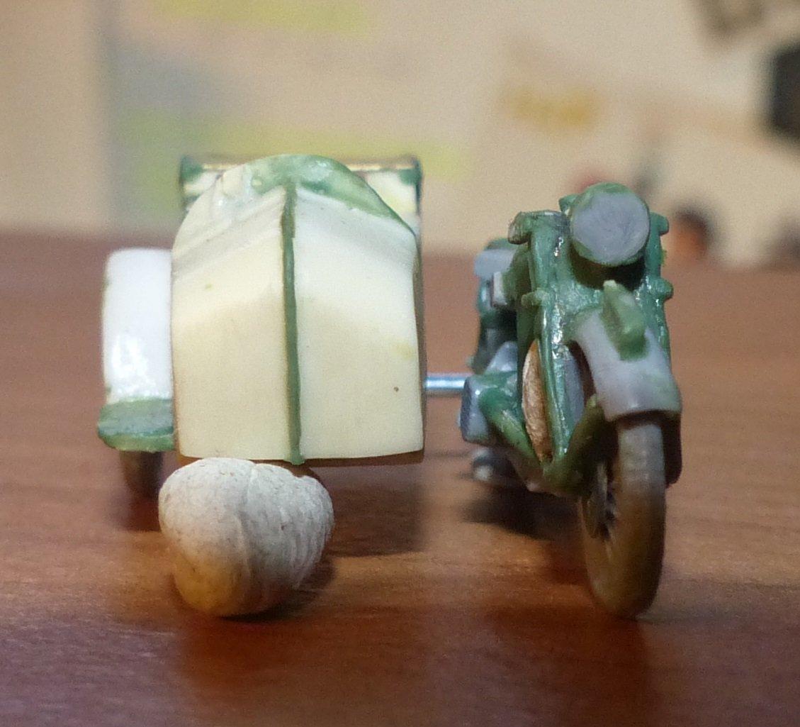 projet side car 1/72 gnome rhône retrokit france 201228032827758852