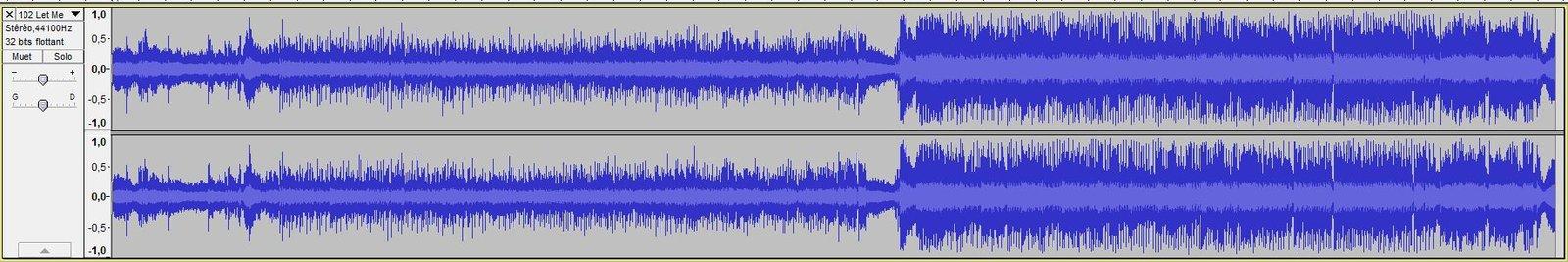volume problem second track
