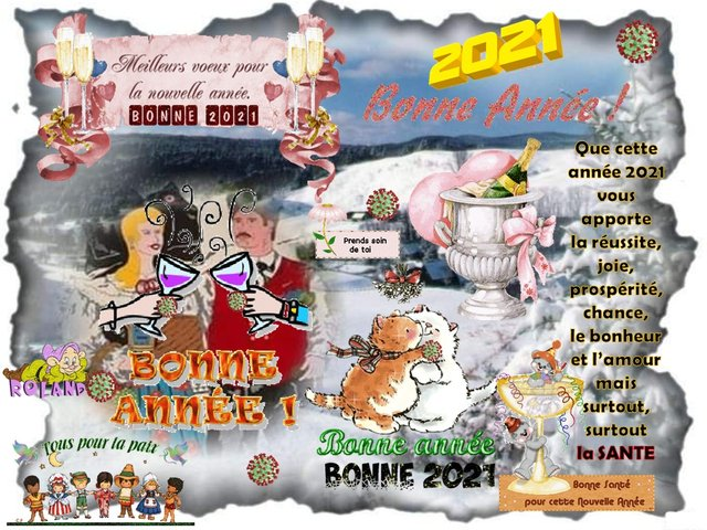 R nouvel an 2021