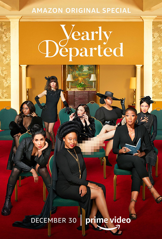 Yearly Departed (2020) poster image