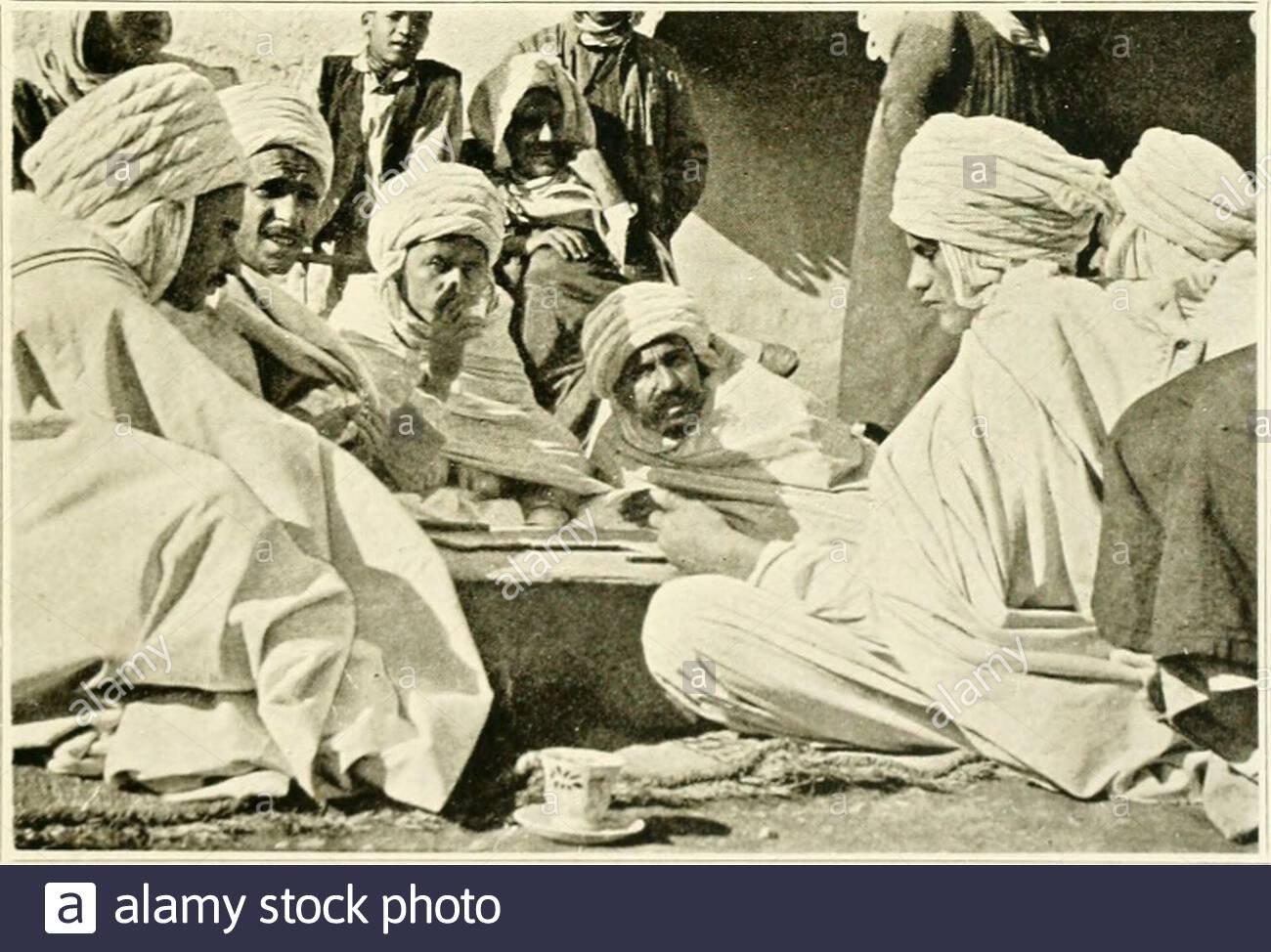 Tribu des Hal Ben Ali (cercle de Biskra)  dans Attributs d'Algérienneté 2012300859318852