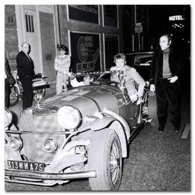 EXCALIBUR SSK 100 DE JOHNNY HALLYDAY ( 1966 ) 201230094249639000